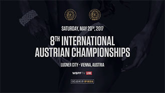 8th Int. Austrian Championships 2017