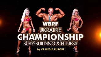 Ukraine Ch. Bodybuilding October 2013
