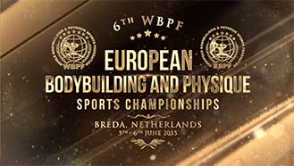 6th WBPF European Ch. June 2015